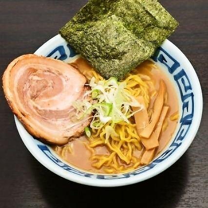 こだわりの自家製麺☆