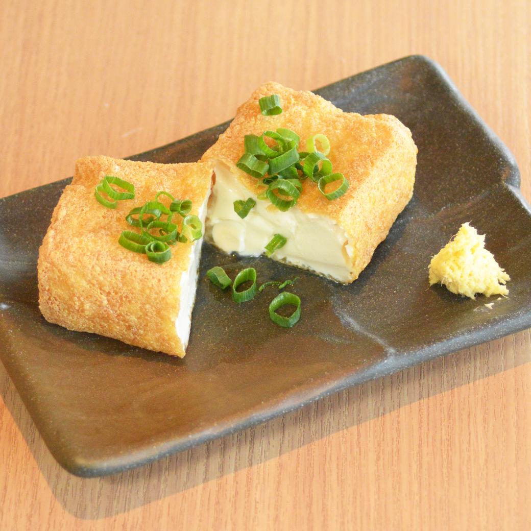 自製炸豆腐