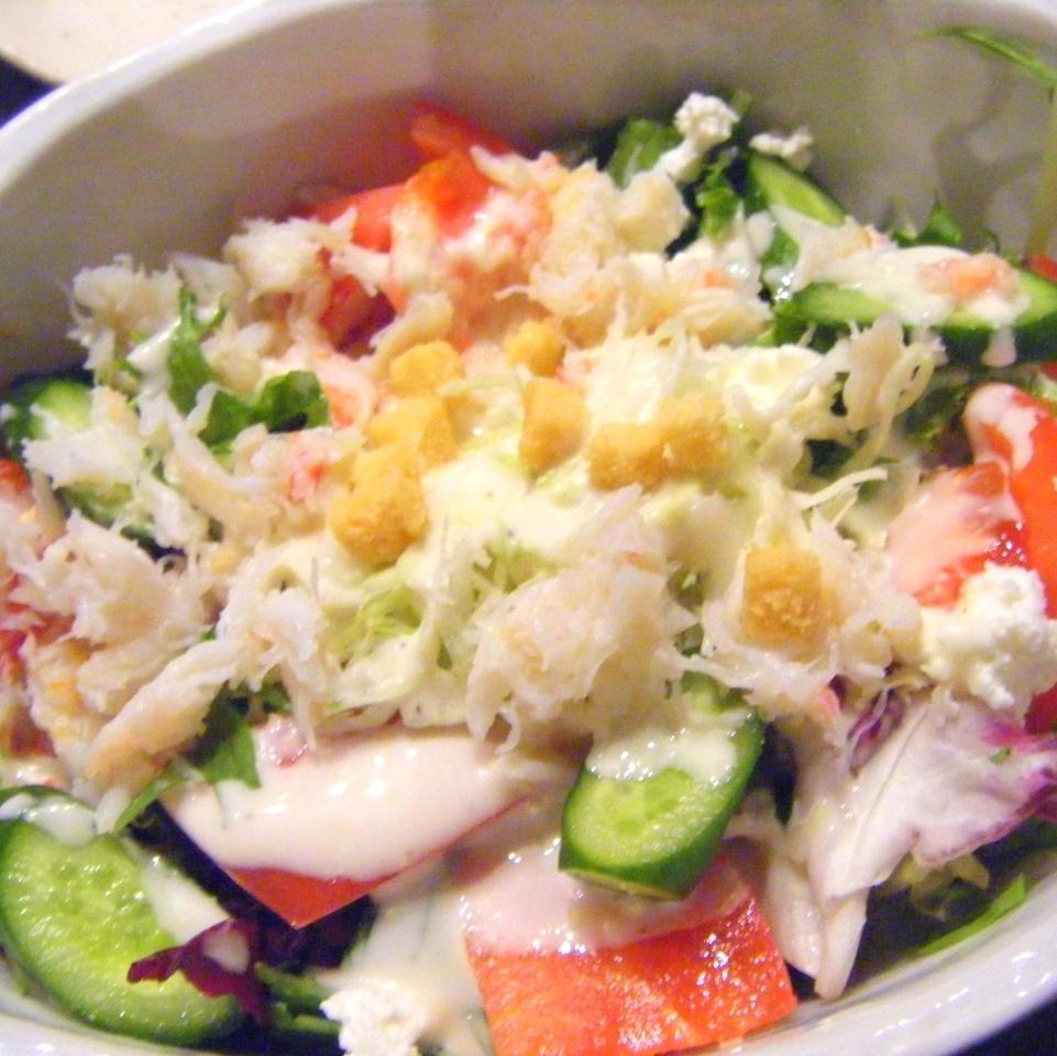 農家直送 地場野菜サラダ