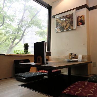 Hori綠色儀式室是一個高級座位___♪
