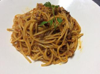 スパゲティーボロネーゼミートソース
