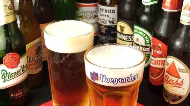 啤酒派对也进口啤酒♪♪