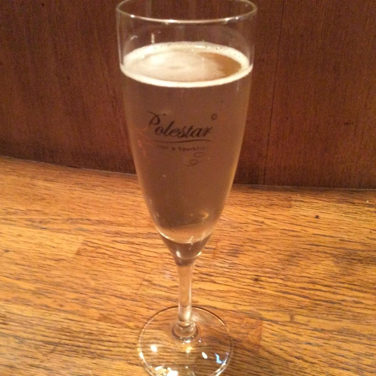 樽詰めスパークリングワイン ポールスター