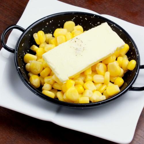 옥수수 버터