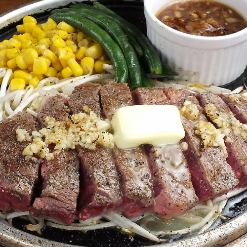 【お肉のボリュームは選べる3種類!リブロースステーキ。オーストラリア産ビーフを使用】