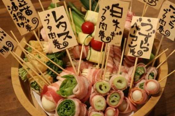【優良的品質×利潤】Tataki和燃燒的枝條承諾180日元〜♪用Bincho木炭仔細烘烤新鮮早晨的雞肉♪