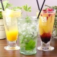 3小时无限畅饮1750日元(不含税)