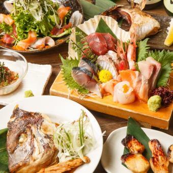 【席のみ予約はコチラから】大西鮮魚店のご予約はコチラ★