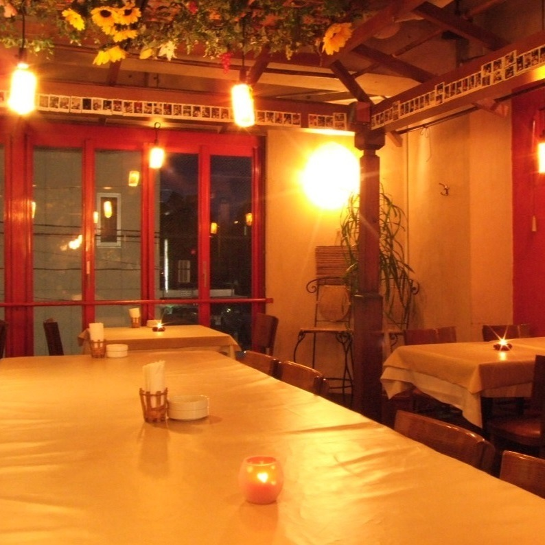 【For various banquets】 Seats up to 70 people OK for party!