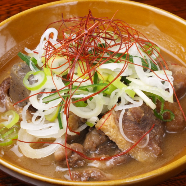【Use domestic cattle! One dish boiled in Kawaguchi wheat miso】 Grilled