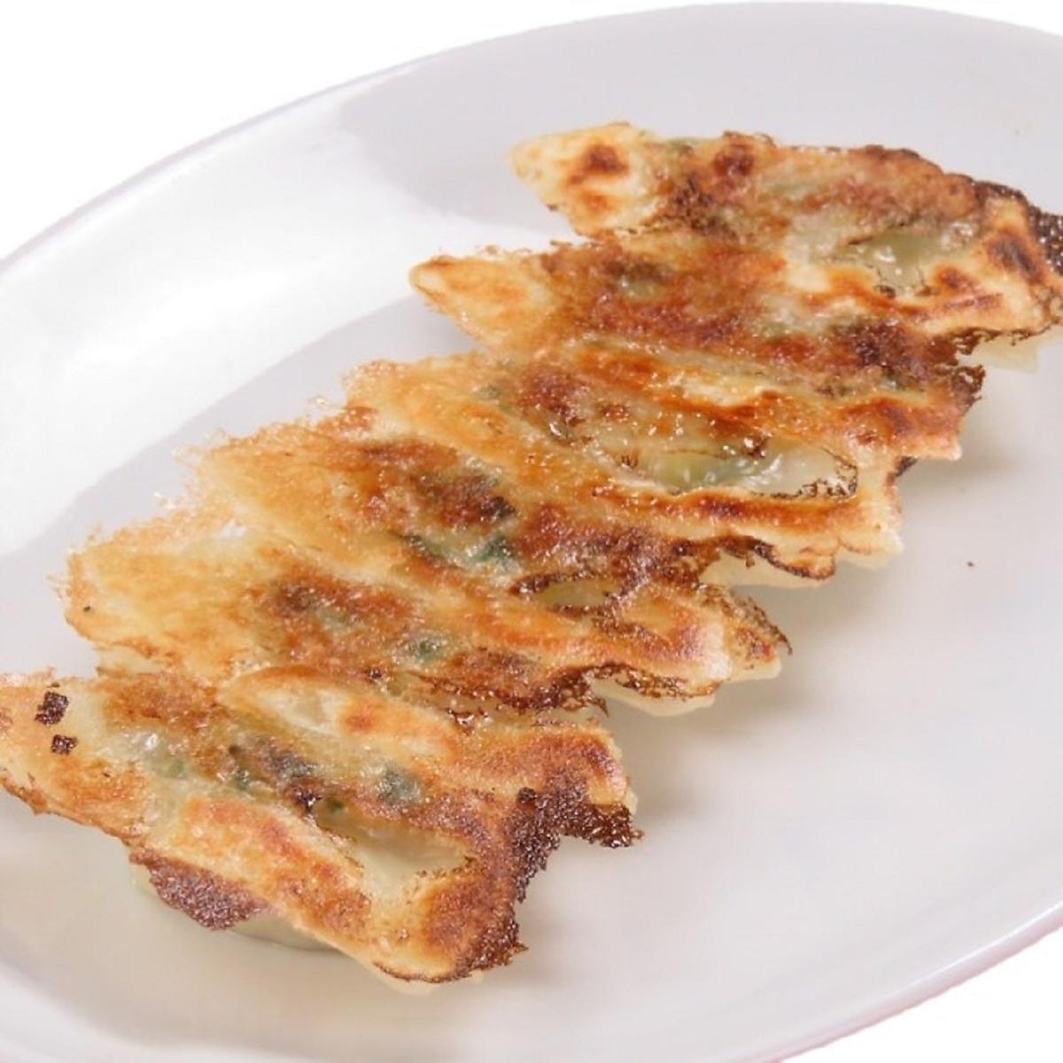 Crispy fried dumplings (6 pieces)