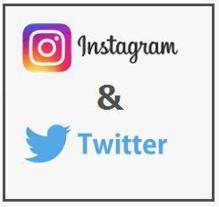 我們不時用Inst和Twitter更新有利可圖的信息!