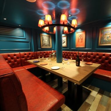 【Complete private room】 6 people ~ maximum 23 people Ultimate high-quality space! If you use in the course, you can use it slowly with various 3 hour drinks all course course!