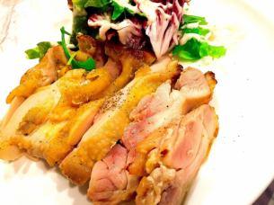 Inoue Tsuyoshi, Roasted chicken on salt koji
