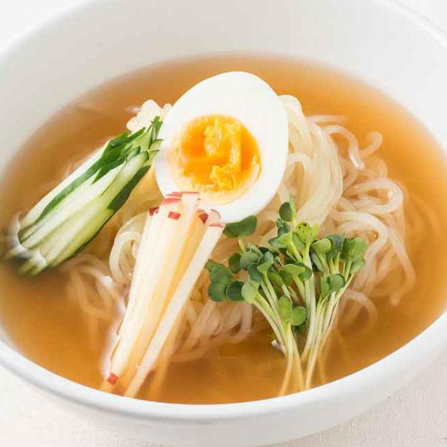 Morioka cold noodles