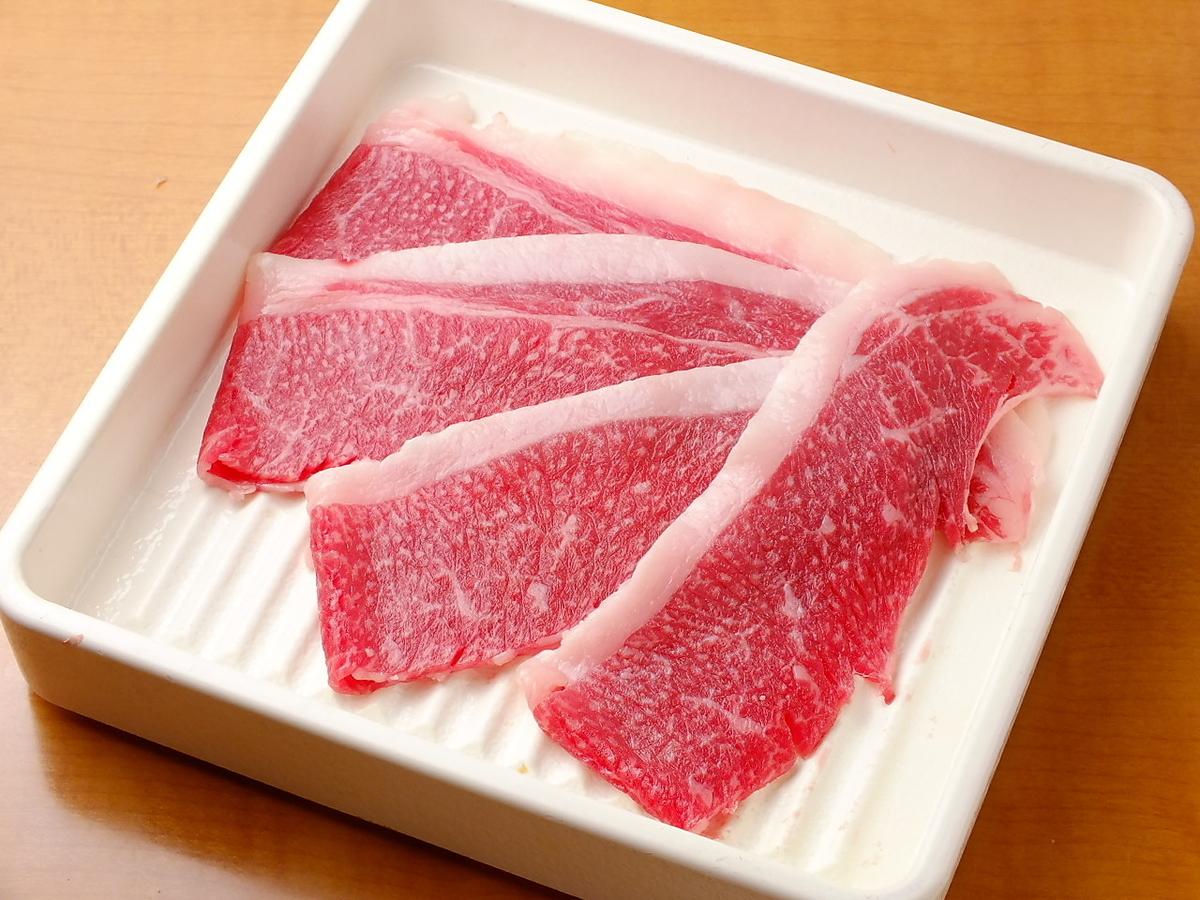 所有你可以吃牛肉猪肉混合