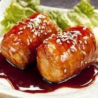 종목 돼지 고기 권 주먹밥