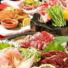 ◆ New Year's party limited unlimited drink unlimited ♪ Gold soil OK! ◆ All 13 items 【Wagyu / beefsteak / hog / beef ten】 10000 yen ⇒ 6000 yen