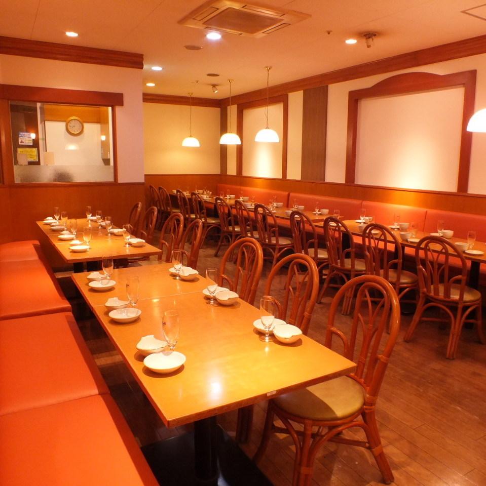 【私人場所】宴會廳可容納30人至50人!是大型企業宴會,發布會和第二方流行的包租樓。Onzaいます也有聲音,燈光,免費驚喜等。請用它來舉辦大型聚會·宴會。