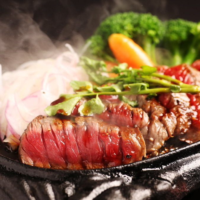 牛肉Harami钢板牛排
