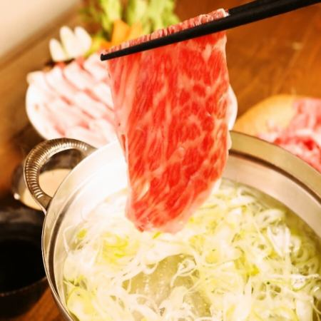 Best A4 Japanese beef MIX all-you-can-eat set
