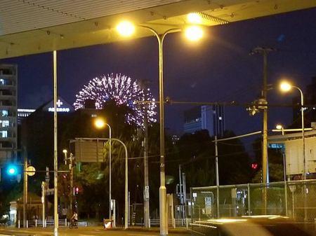 今日は、淀川花火大会