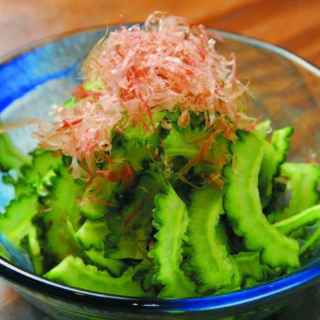 生魚片刺身/ Mimiga的苦瓜