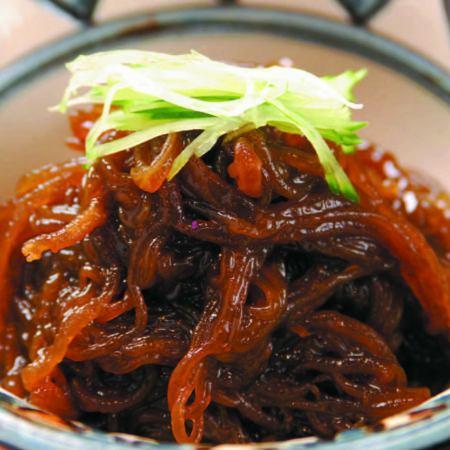 Sunui(海蘊)/ Jimami豆腐