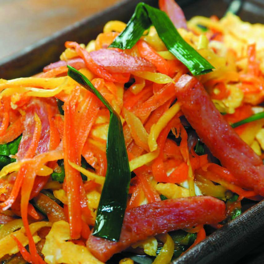 Carrot shir / Ikko soba