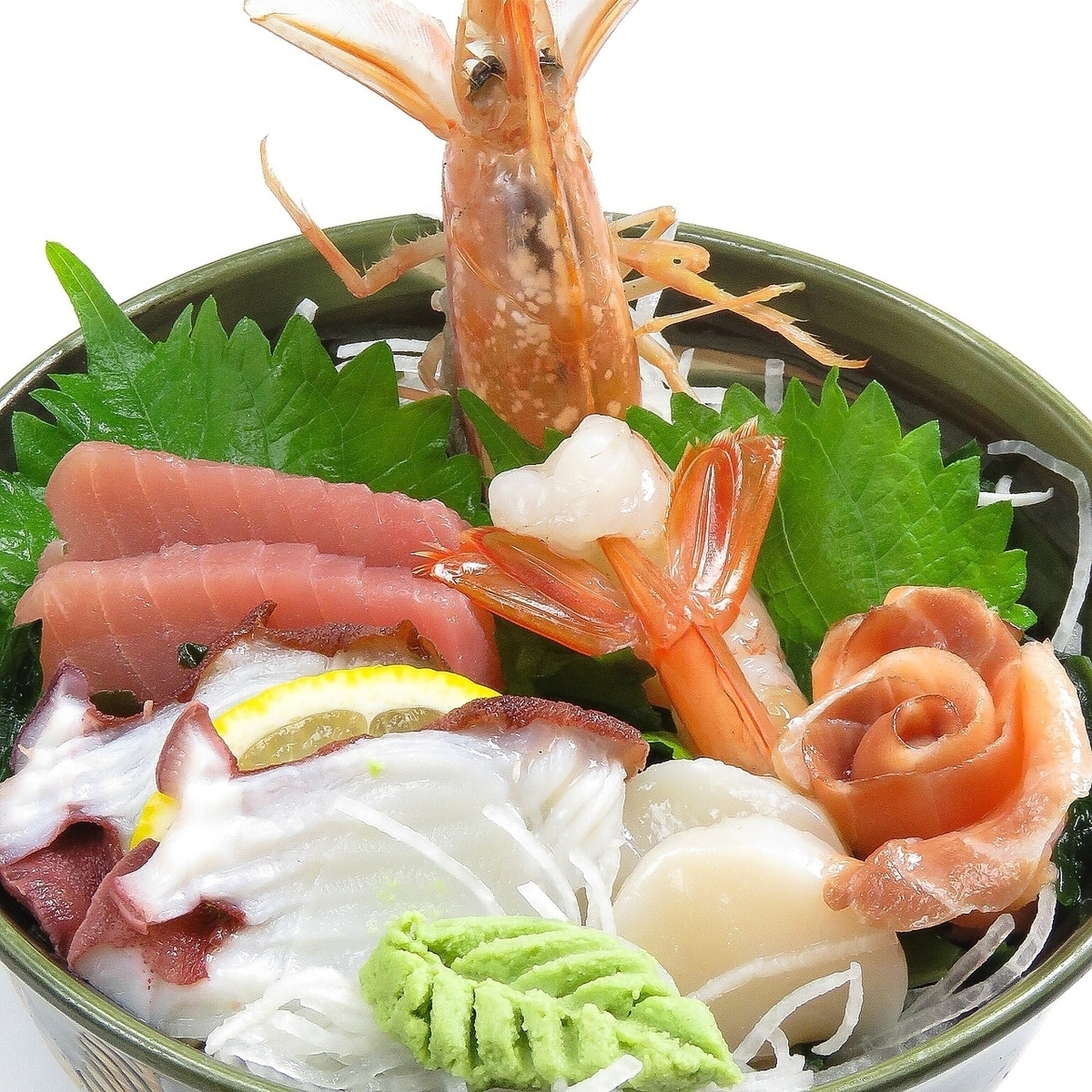 Limited! Seafood bowl