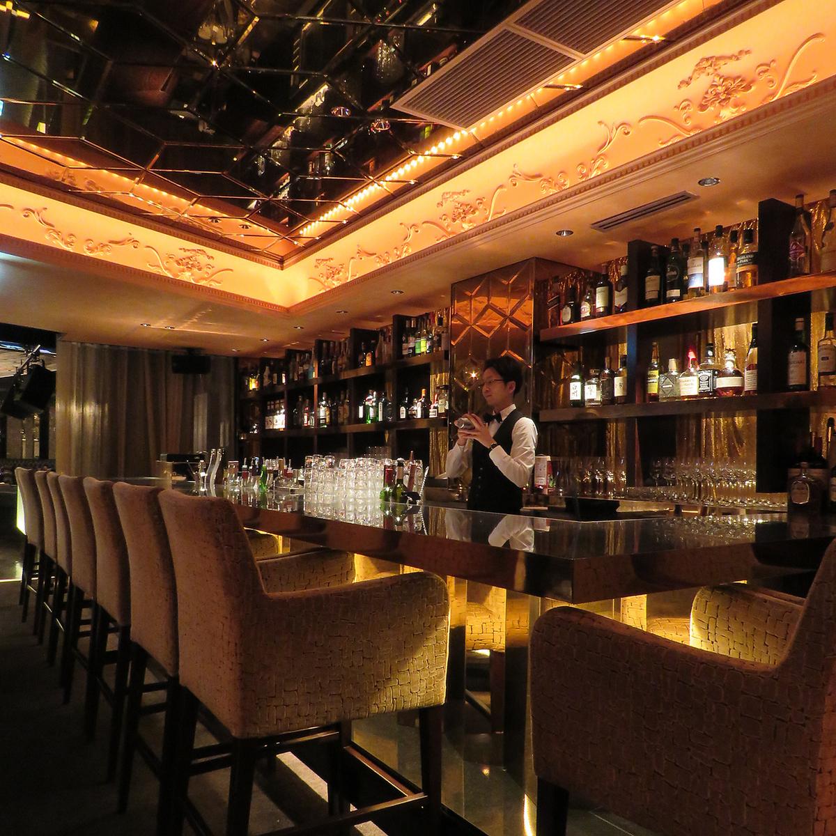 More than 100 rich drink menu ★