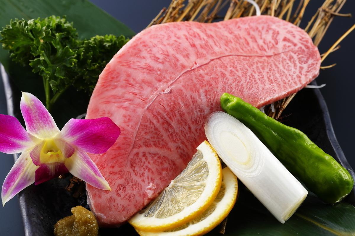 Kuroge Wagyu beef A5 Misji