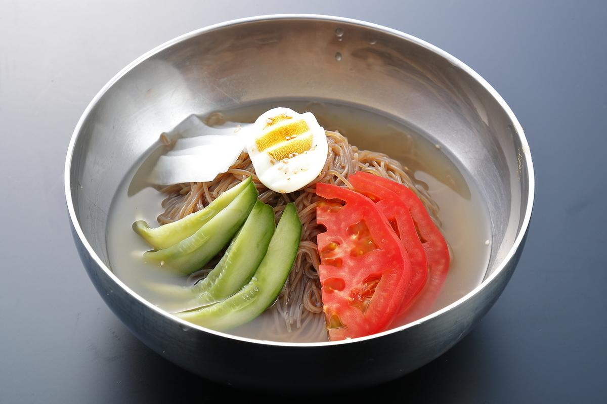 Cold noodle / bibin noodles