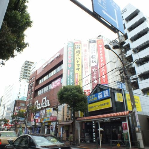* Directly connected to the north exit near Shinagawa, which is not wet even in the rain. ★ Directly connected to the JR Keihin Tohoku Line Omori Station North Exit [0 minute walk]! ★