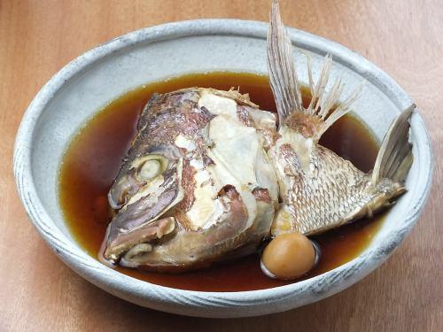 紀州煮魚御膳