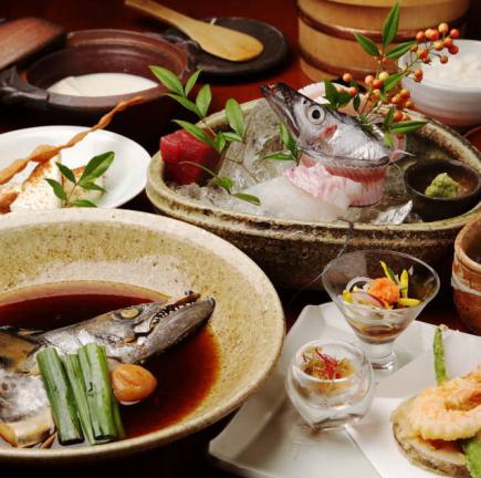 【接待に】厳選食材を使用した『熊野牛南高すき焼きコース』7品9,000円