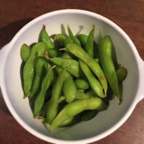 枝豆(単品飲み放題不可)