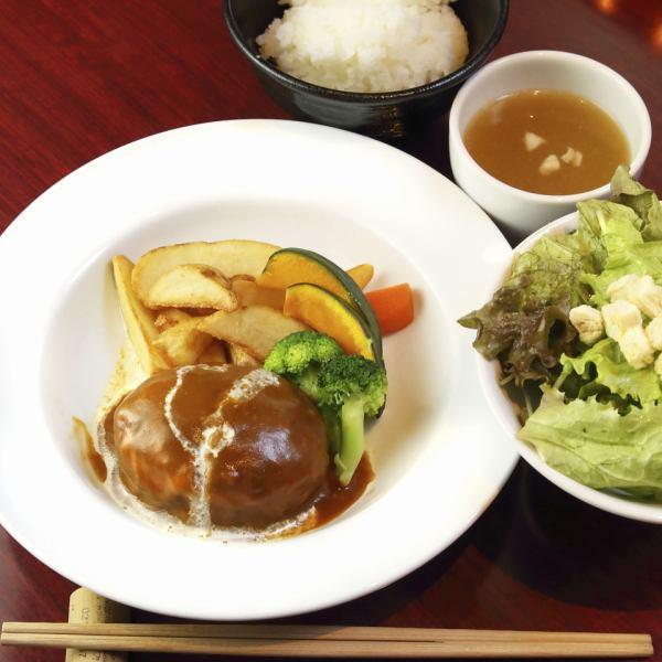 【Lunch】 ALL 1000 yen lunch