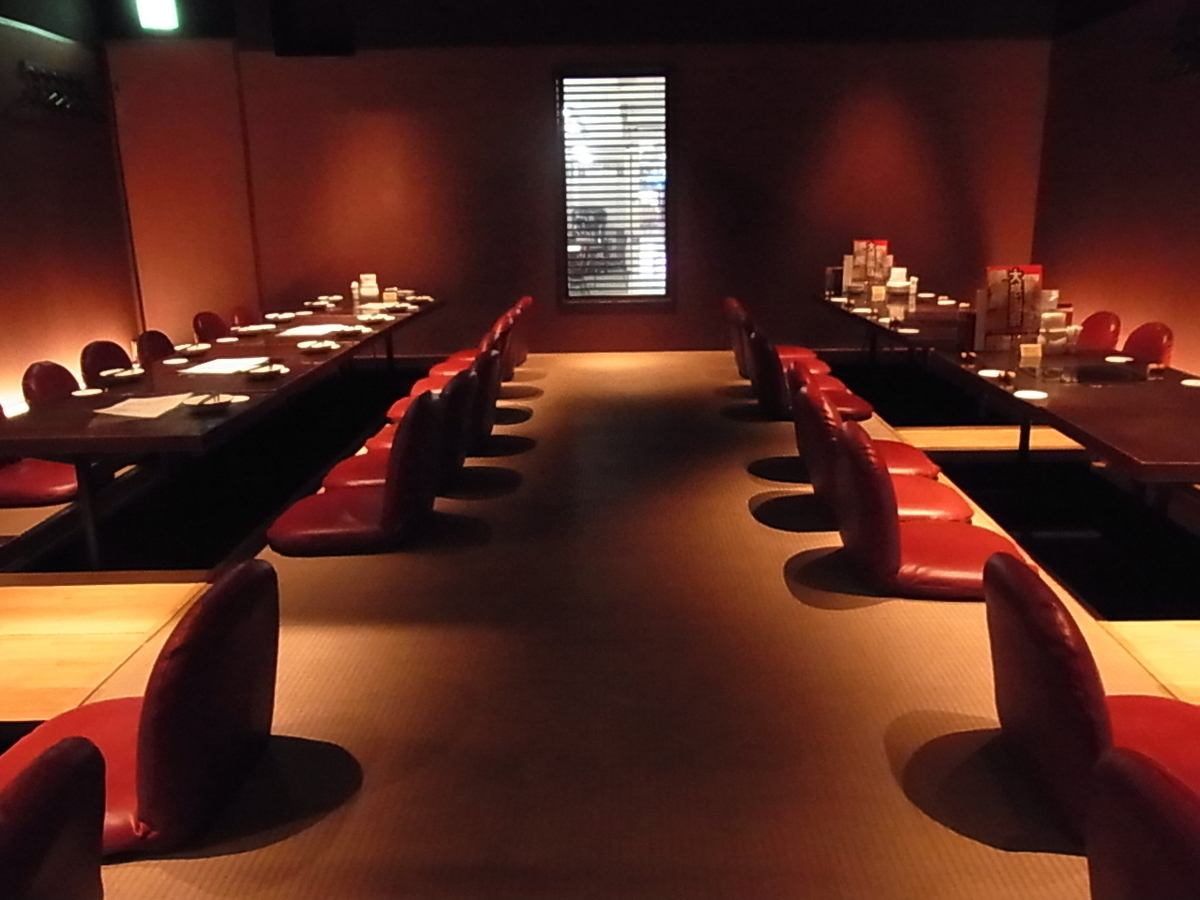 Various individual room enrichment! Up to 40 people OK ♪ 2 hours with all you can drink 4000 yen ~
