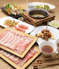 【2 people ~】 Casual course 2 hours with unlimited drink 4000 yen