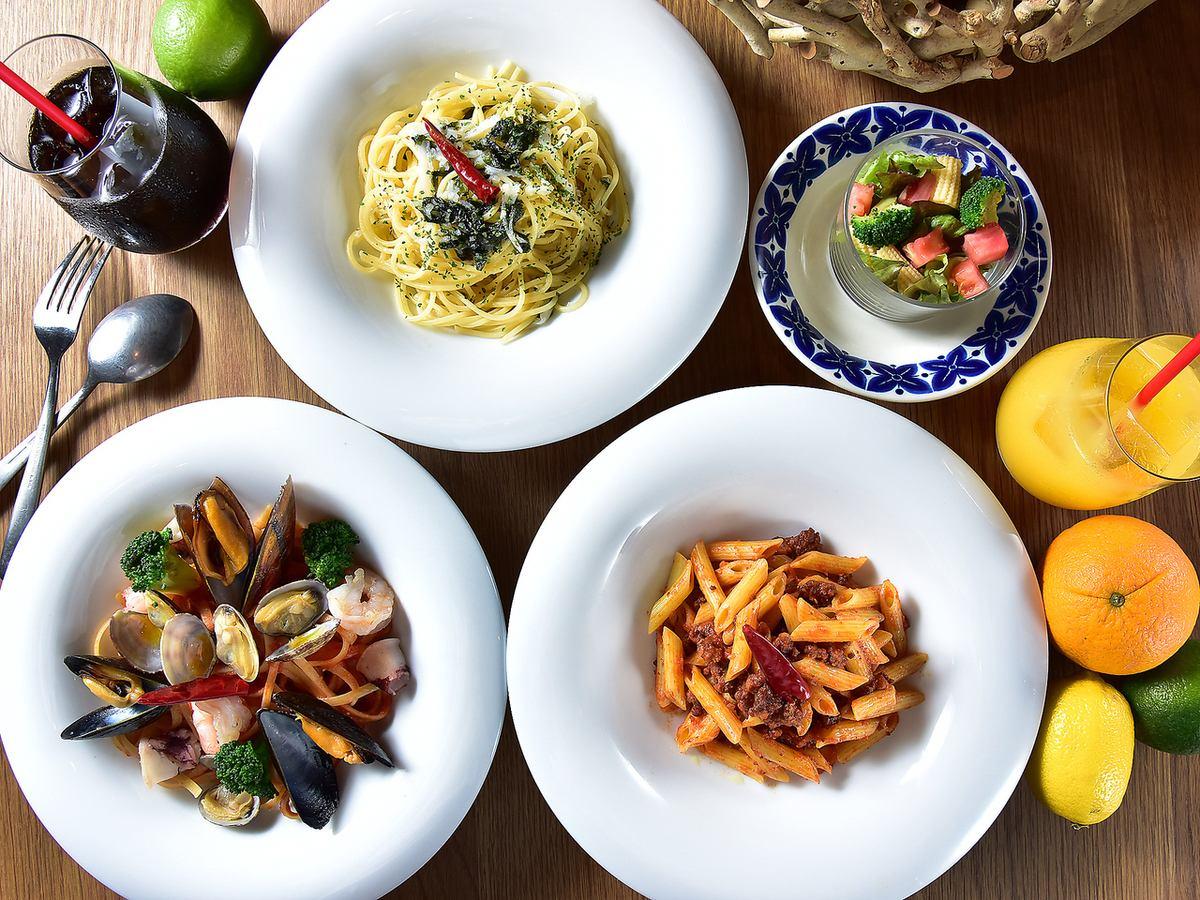 午餐也很受欢迎★全年都可以享受!Oyster的比较对比非常受欢迎!套餐4000日元〜!!