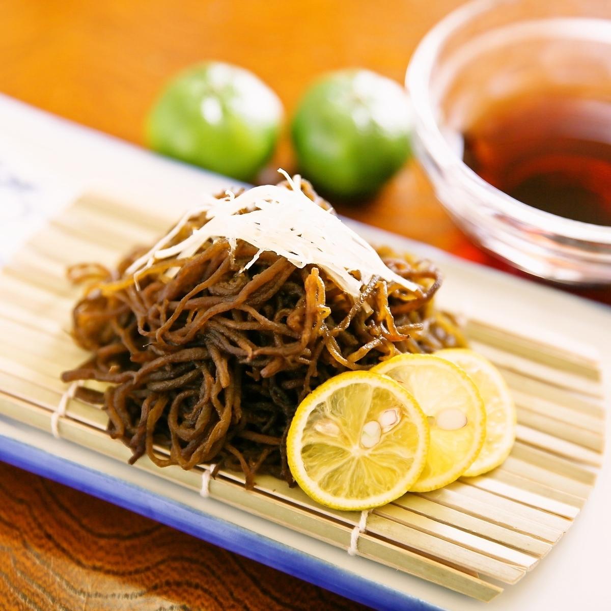 Okinawa natural mozuku vinegar