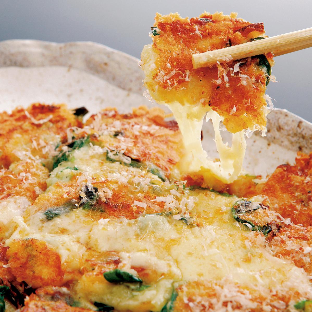 Tsurugi烤奶酪