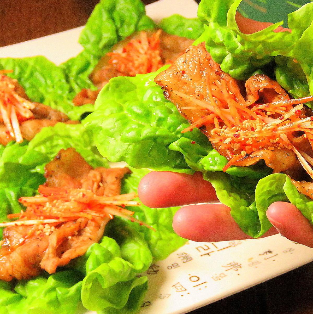 真正精致的韩国美食