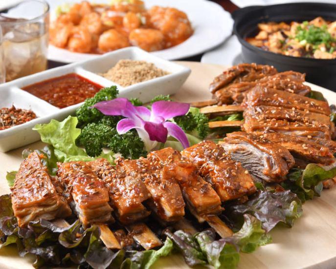 Ikebukuro Station North Exit ★ ★ Please relish authentic Halal cuisine ♪