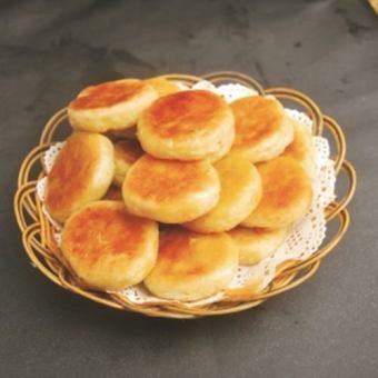 含有小米饼的Arya牛肉烘烤(2)