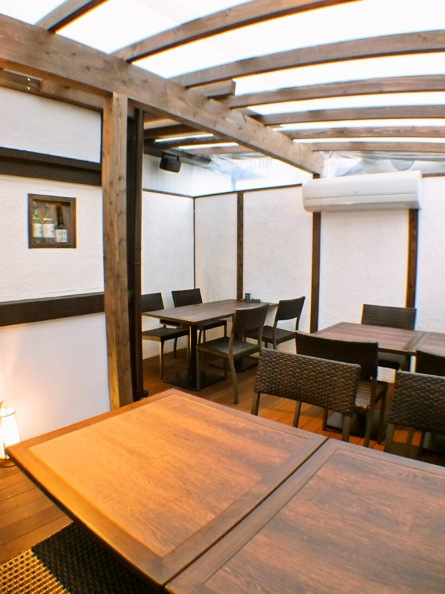 【1st Floor】 Complete private room apart!