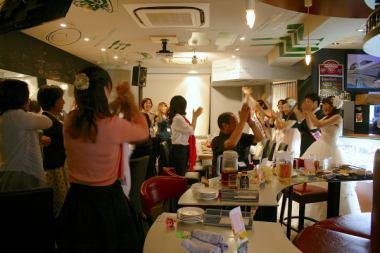 【婚禮第二方計劃】★結婚蛋糕附4200日元→3700日元可選聲音照明和候診室★所有選項