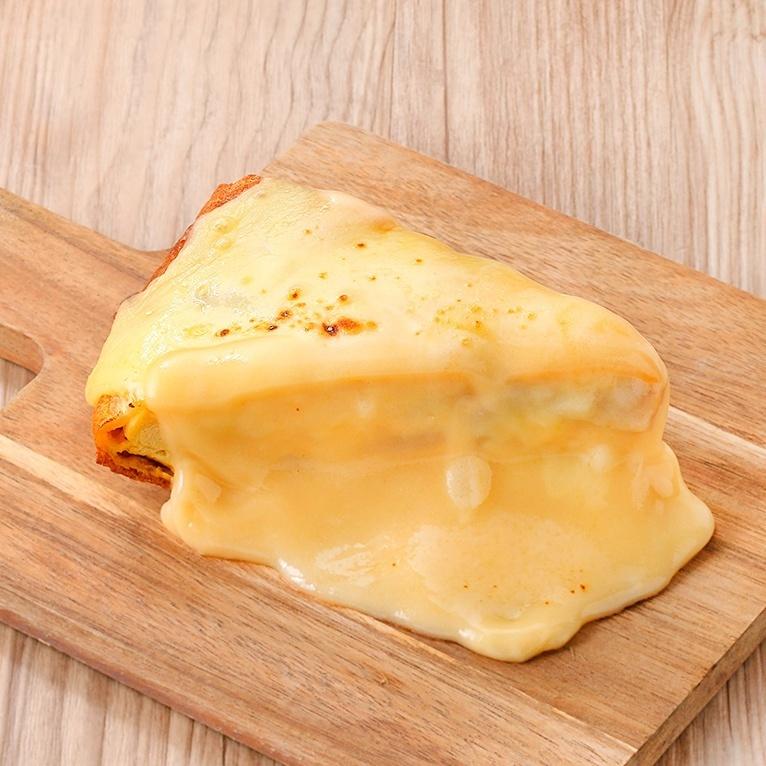 洪水奶酪煎蛋捲