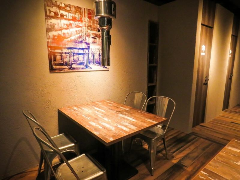 [2nd Floor] For small group use ◎ There are also optimum space for use with small numbers such as birthday party ♪